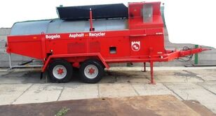 BAGELA BA 10000 (unused TOP condition zestaw aszfalt újrahasznosító