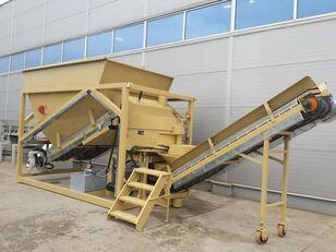 új SUMAB NEW TECHNOLOGY! ES-15 COLD Asphalt Mixing Plant aszfaltkeverő telep