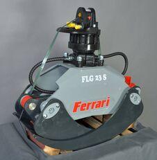 FERRARI Holzgreifer FLG 23 XS + Rotator FR55 F autódaru