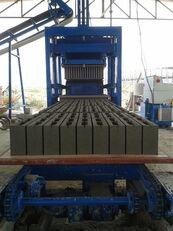 új CONMACH BlockKing-25MS Concrete Block Making Machine -10.000 units/shift betonelem gyártó gép
