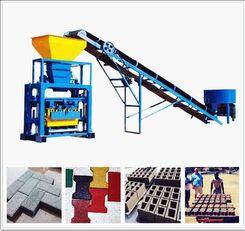 új ITK CHINA 10000 betonelem gyártó gép