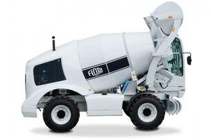 új FIORI BB X 25 betonkeverő
