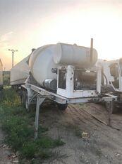 CIFA betonkeverő félpótkocsi