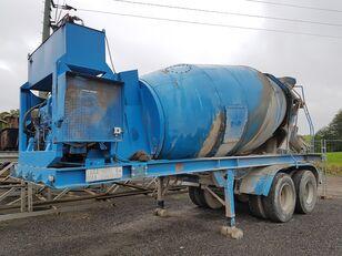 LECINENA betonkeverő félpótkocsi
