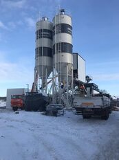 új AZ-MACHINERY 160 M3/H betonüzem
