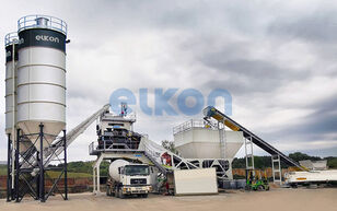 új ELKON Kompaktowy węzeł betoniarski ELKOMIX-160 QUICK MASTER betonüzem