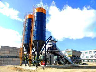 új FABO FABOMIX COMPACT-120 CONCRETE PLANT | CONVEYOR TYPE betonüzem