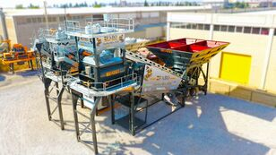 új FABO TURBOMIX-120 MOBILE CONCRETE PLANT READY IN STOCK betonüzem