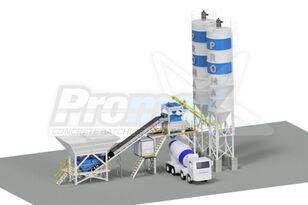 új PROMAX Compact Concrete Batching Plant C100-TWN PLUS (100m³/h) betonüzem