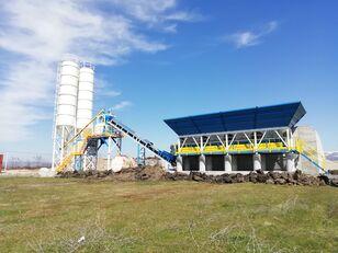 új PROMAX Compact Concrete Batching Plant C60-SNG-LINE (60m3/h) betonüzem