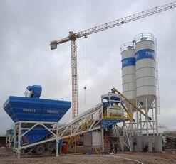 új PROMAX Mobile Concrete Batching Plant M120-TWN (120m3/h) betonüzem