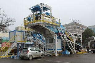 új PROMAX Mobile Concrete Batching Plant PROMAX M100 (100m3/h) betonüzem