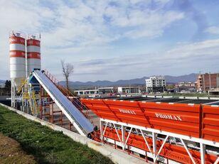 új PROMAX entrale à Béton Stationnaire / Fixe S100-TWN(100m³/h) betonüzem
