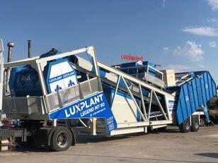 új Plusmix 60m³/ Hour Mobile Concrete Plant - BETONYY ZAVOD betonüzem