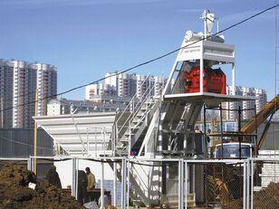 új SEMIX Compact 30 COMPACT CONCRETE BATCHING PLANTS 30m³/h betonüzem