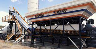 új SEMIX Mobil 60 S4 MOBILNÍ BETONÁRNY 60 m³/h betonüzem