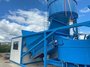 új SUMAB OFFER! K-60 (60m3/h) mobile concrete plant betonüzem
