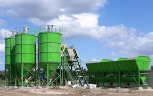 új SUMAB OFFER! T-100 (100m3/h) Stationary concrete plant betonüzem