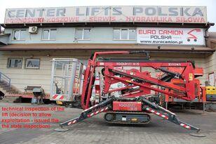 HINOWA Goldlift 1470 - 14 m oil&steel octopussy 1412, cte, teupen, omme csuklós emelő