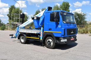 új Socage T318 на шасси МАЗ-4371N2 (в наличии) kosaras autó