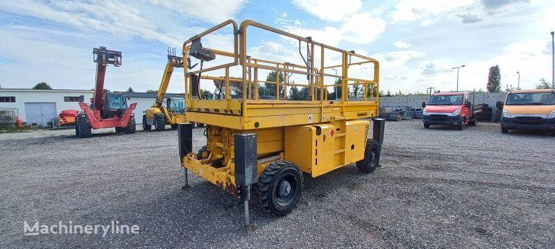 HAULOTTE H12SX - 12m, 4x4, diesel ollós emelő