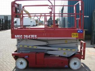 MEC 2647 ollós emelő