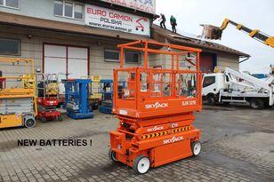 SKYJACK SJIII 3219 - 8 m new batteries (Genie GS 1932, JLG1930 ES, Haulo ollós emelő