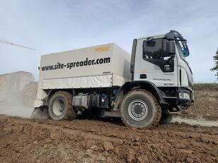 új IVECO Spreader 12 cbm talajstabilizáló