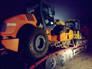 HAMM 3412 Year 2009 Gładki // okołkowany  talajtömörítő henger