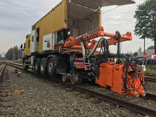 új COPMA KCM 007 vasúti gép