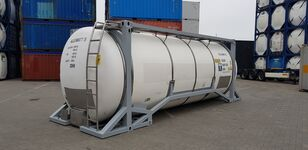 KLAESER Танк-контейнер 20 футовый 26 м. куб. 20 lábas tartály konténer