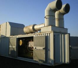 CATERPILLAR G3512 Bio-Gas egyéb speciális konténer