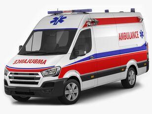 új HYUNDAI H 350 mentő