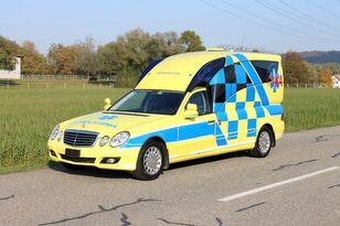 MERCEDES-BENZ E280 hochlang BINZ mentő