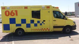 MERCEDES-BENZ SPRINTER 319 mentő